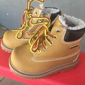Waterproof Toddler Boots